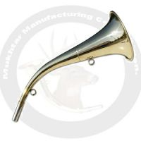 40cm polish horn with fixed rings