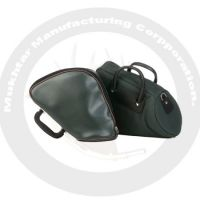 Leather Pless horn bag